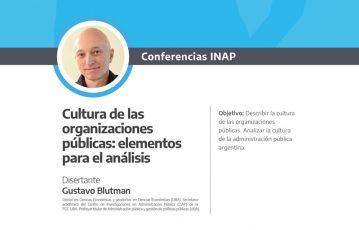 Cultura de las Organizaciones Públicas: Elementos para el Análisis